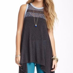 Free People We The People Bumble Bees Knees Tunic